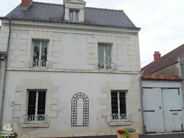 Vente - Maison - Thésée - 147.00m² - 5 pièces - Ref : AN 1939