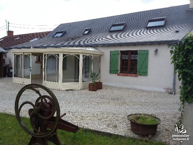 Vente - Maison - Contres - 155.00m² - 5 pièces - Ref : AN 3471