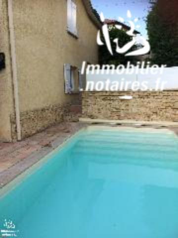 Vente - Maison - Saint-Chamond - 119.00m² - 5 pièces - Ref : 12CH