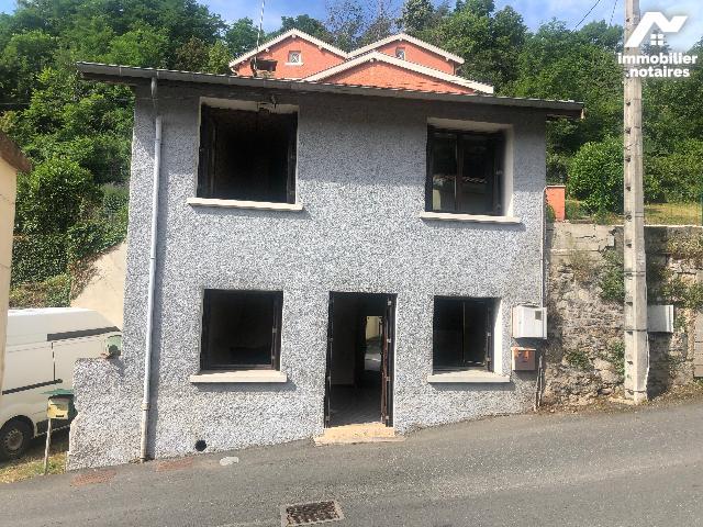 Vente - Maison - Rive-de-Gier - 58.0m² - 3 pièces - Ref : 18/VON