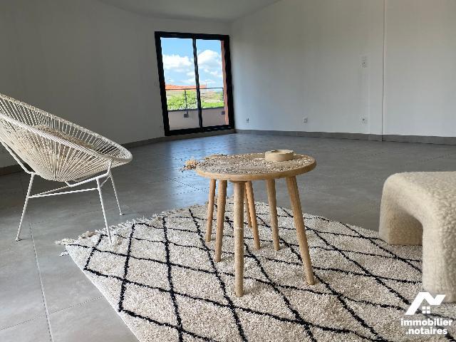Vente - Appartement - Saint-Chamond - 4 pièces - Ref : LE CLOS BOISSONNAT - TYPE 4 DE 104 M²