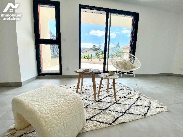 Vente - Appartement - Saint-Chamond - 4 pièces - Ref : LE CLOS BOISSONNAT - TYPE 4 DE 85 M²