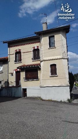 Vente - Maison - Unieux - 85.00m² - 4 pièces - Ref : N°107