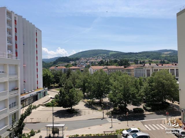 Vente - Appartement - Chambon-Feugerolles - 101.37m² - 5 pièces - Ref : n°148