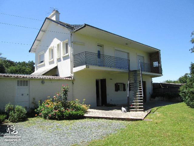 Vente - Maison / villa - MESANGER - 150 m² - 8 pièces - 253