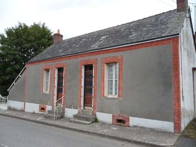 Vente - Maison - Rougé - 76.00m² - 4 pièces - Ref : 016-22