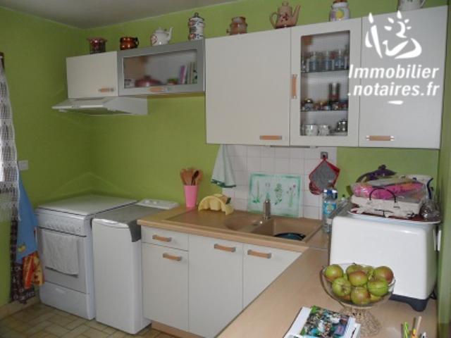 Vente - Maison / villa - ROUGE - 64 m² - 4 pièces - 816-850