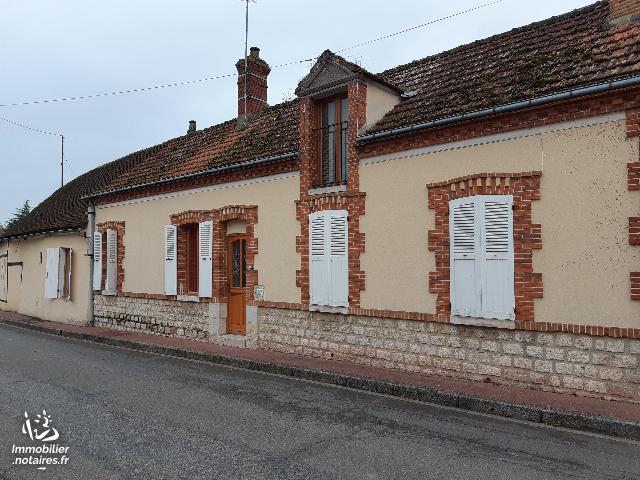 Vente - Maison - Ladon - 120.00m² - 6 pièces - Ref : 1856