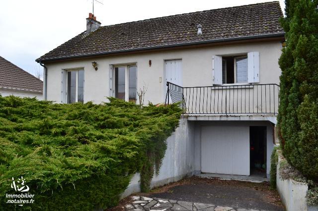 Vente - Maison - Ouzouer-sur-Loire - 70.00m² - 3 pièces - Ref : 1858