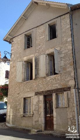 Vente - Maison - Souillac - 96.00m² - 4 pièces - Ref : 46051/109