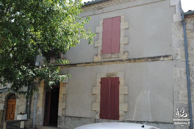 Vente Notariale Interactive - Maison - Prayssas - 100.00m² - 5 pièces - Ref : 180733III014