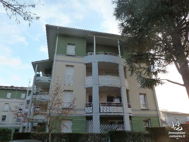 Vente - Appartement - Agen - 49.00m² - 2 pièces - Ref : 1206