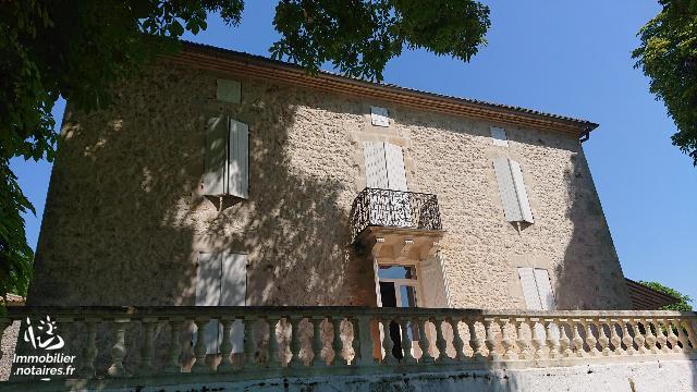 Vente - Maison - Miramont-de-Quercy - 450.00m² - 7 pièces - Ref : 1229