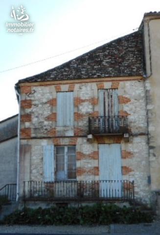 Vente - Maison - Duras - 62.00m² - 3 pièces - Ref : 161133VAE079