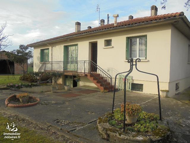 Vente - Maison - Tonneins - 105.00m² - 5 pièces - Ref : 134