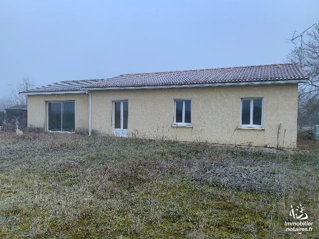 Vente - Maison - Tonneins - 110.0m² - 4 pièces - Ref : 193