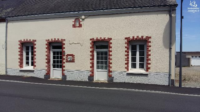 Vente - Maison / villa - CONGRIER - 68 m² - 3 pièces - 49101-589