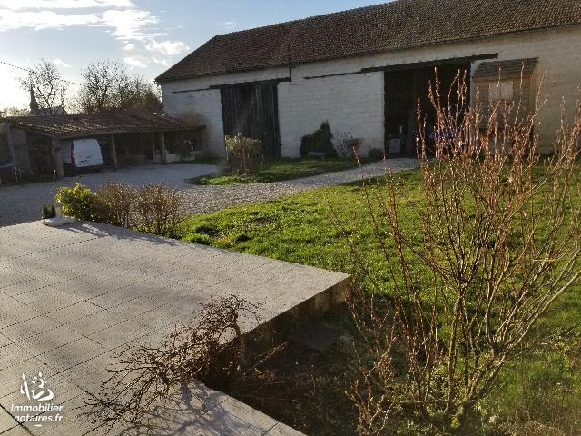 Vente - Maison - Souain-Perthes-lès-Hurlus - 153.00m² - 7 pièces - Ref : SPLHHF