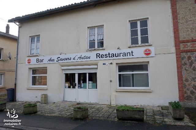 Vente - Local d'activité - Neuville-au-Pont - 137.00m² - Ref : ME19037