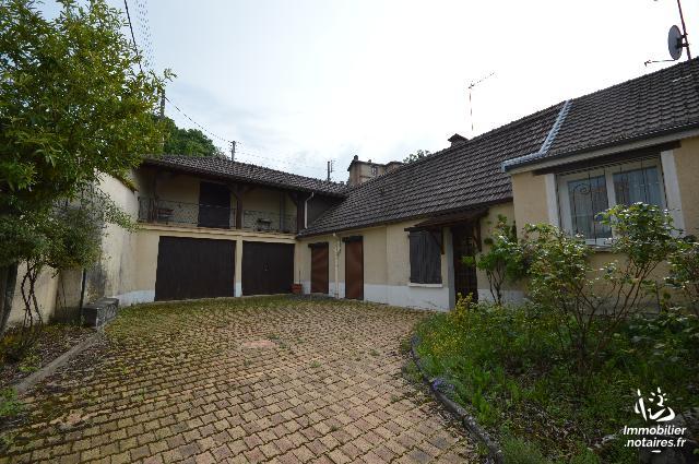 Vente - Maison - Rilly-la-Montagne - 113.00m² - 4 pièces - Ref : 001