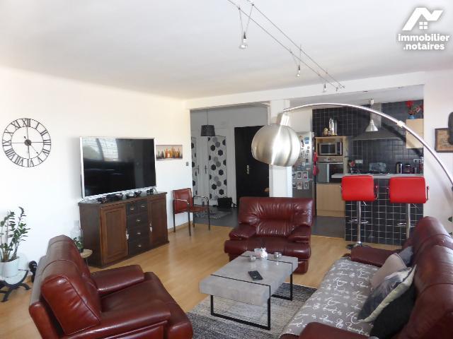 Vente - Appartement - Nancy - 101.08m² - 5 pièces - Ref : 100736301/PP/JO