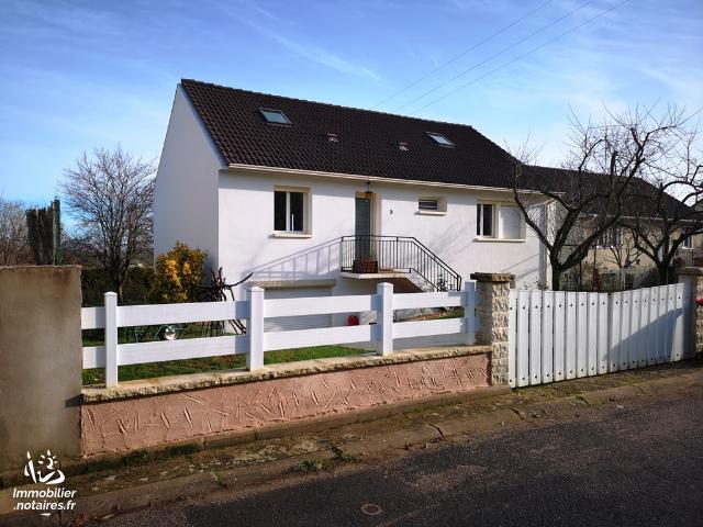 Vente - Maison - Bouxières-aux-Chênes - 112.00m² - 6 pièces - Ref : maison-b