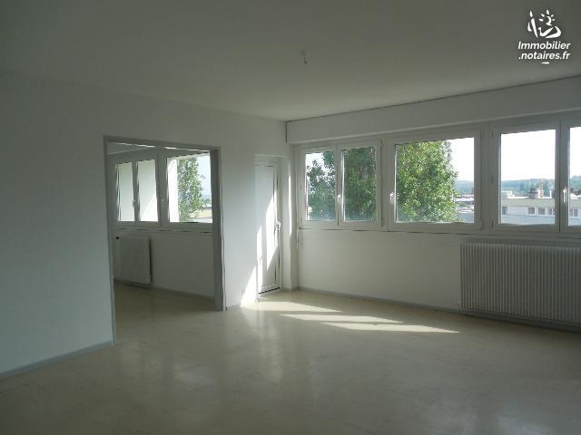 Vente - Appartement - Pont-à-Mousson - 78.00m² - 4 pièces - Ref : 418