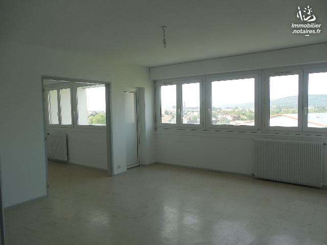 Vente - Appartement - Pont-à-Mousson - 67.00m² - 3 pièces - Ref : 424