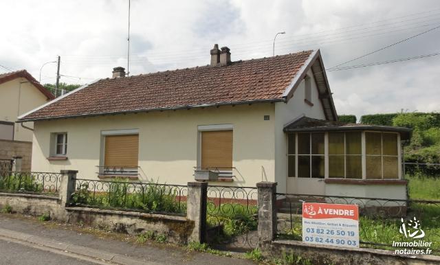 Vente - Maison - Longuyon - 67.00m² - 4 pièces - Ref : LYN81