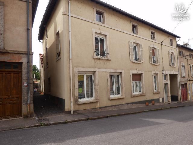 Vente - Immeuble - Gerbéviller - 100.00m² - Ref : JW7