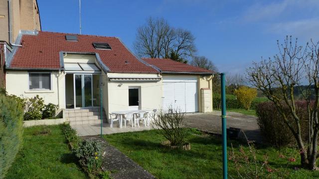 Vente - Maison - Allain - 88.00m² - 4 pièces - Ref : AC 2