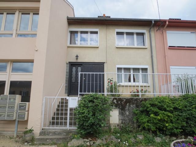 Vente - Maison - Colombey-les-Belles - 109.00m² - 5 pièces - Ref : AC128