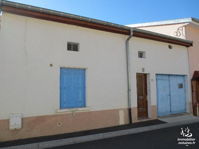Vente - Maison - Allamps - 54.00m² - 2 pièces - Ref : AC-138