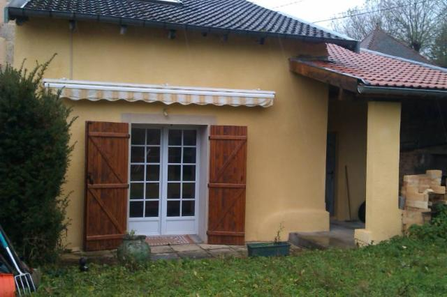 Vente - Maison - Favières - 94.00m² - 4 pièces - Ref : AC 46