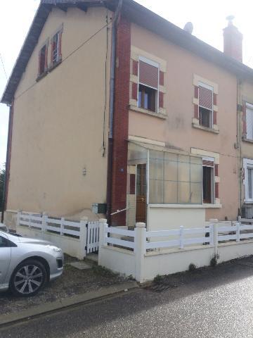 Vente - Maison - Eurville-Bienville - 73.00m² - 4 pièces - Ref : 1361