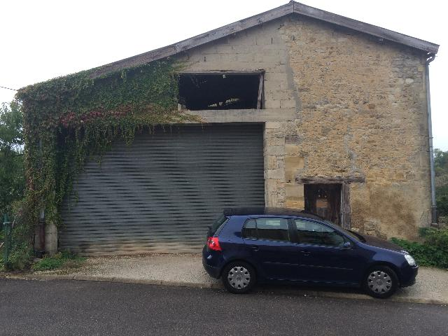 Vente - Garage - ANCERVILLE - 115 m² - 1381