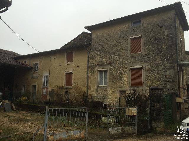 Vente - Maison / villa - COUSANCES LES FORGES - 116 m² - 5 pièces - 1396