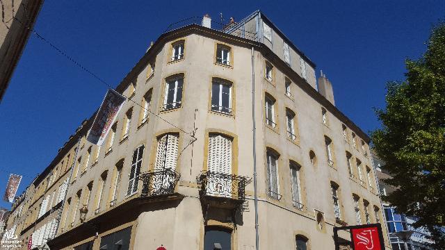 Vente Notariale Interactive - Immeuble - Metz - 1009.00m² - Ref : 18021320iiMetz
