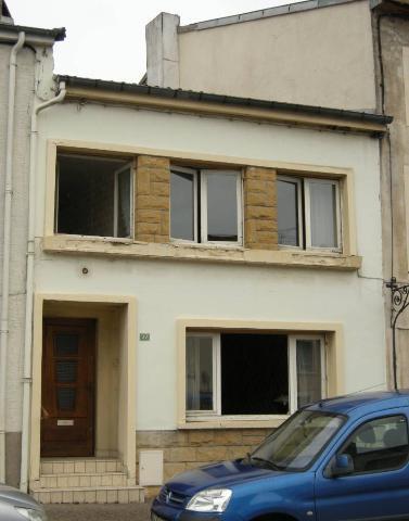 Vente - Maison - Château-Salins - 161.00m² - 7 pièces - Ref : VENTE MAISON A CHATEAU-SALINS