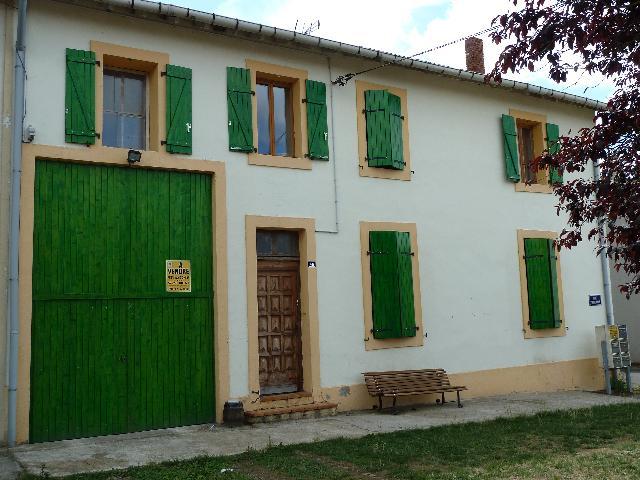 Vente - Maison - Haboudange - 150.00m² - 5 pièces - Ref : 006/2016