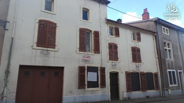 Vente - Maison - Vic-sur-Seille - 153.00m² - 7 pièces - Ref : 007/2016