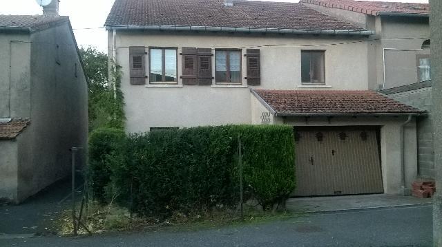 Vente - Maison - Bourgaltroff - 142.00m² - 4 pièces - Ref : 009/2016