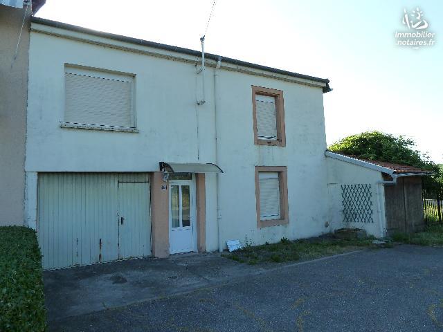 Vente - Maison - Bourdonnay - 142.00m² - 5 pièces - Ref : 003/2019