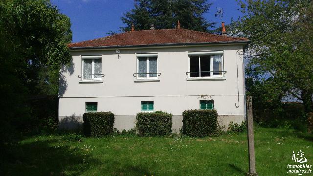 Vente - Maison - Gannay-sur-Loire - 135.00m² - 5 pièces - Ref : Maison Gannay sur Loire