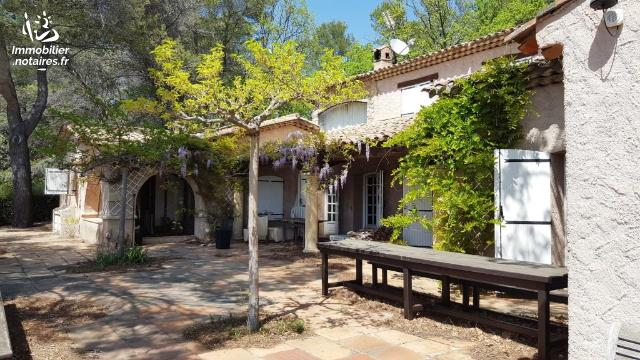 Vente Notariale Interactive - Maison - Draguignan - 200.00m² - 7 pièces - Ref : 180306iii0042