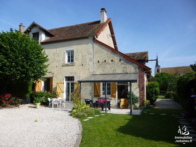 Vente - Maison / villa - LA CELLE SUR LOIRE - 96 m² - 4 pièces - ST 145