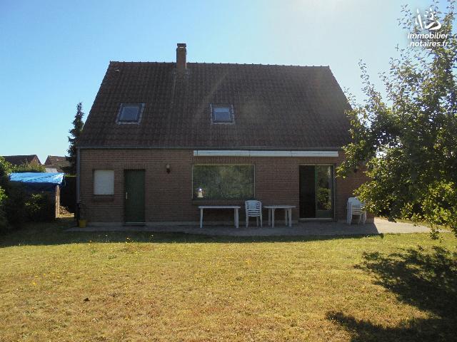 Vente - Maison / villa - COMINES - 110 m² - 5 pièces - COM332