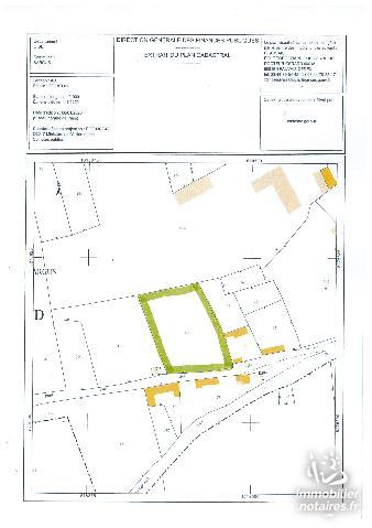 Vente - Terrain agricole - Sarcus - 3367.00m² - Ref : GRA107