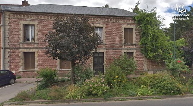 Vente - Maison - Feuquières - 260.00m² - 5 pièces - Ref : GRA101