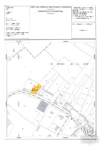 Vente - Terrain à bâtir - Lihus - 671.00m² - Ref : CRE10
